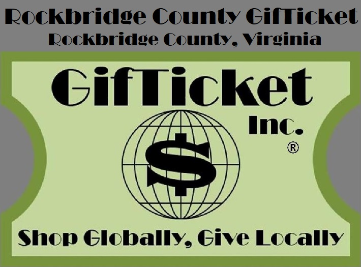 Rockbridge County GifTicket